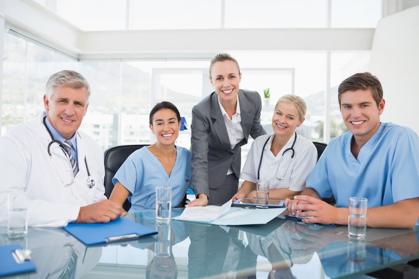 Wellcare is a solution-oriented service for medical offices and group practices.